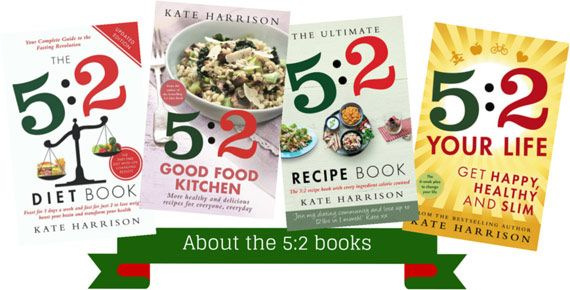 Advice, support & recipes for followers of the 5:2, ADF and fast diets. Videos, supportive forums, reviews, free downloads and food ideas for men and women worldwide trying intermittent daily fasting for weight loss, better health and more energy. Site written by Kate Harrison author of The 5:2 Diet Book but also suitable for followers of the Fast Diet by Dr Michael Mosley of BBC Horizon, The Alternate Day Diet by James Johnson and The Two Day Diet by Michelle Harvie.