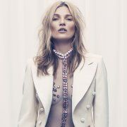 Kate Moss covers Esquire's September issue