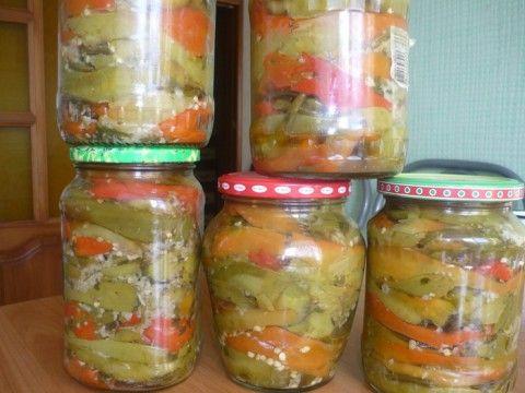 Баклажаны, перец, капуста - заготовки на зиму » Женский Мир