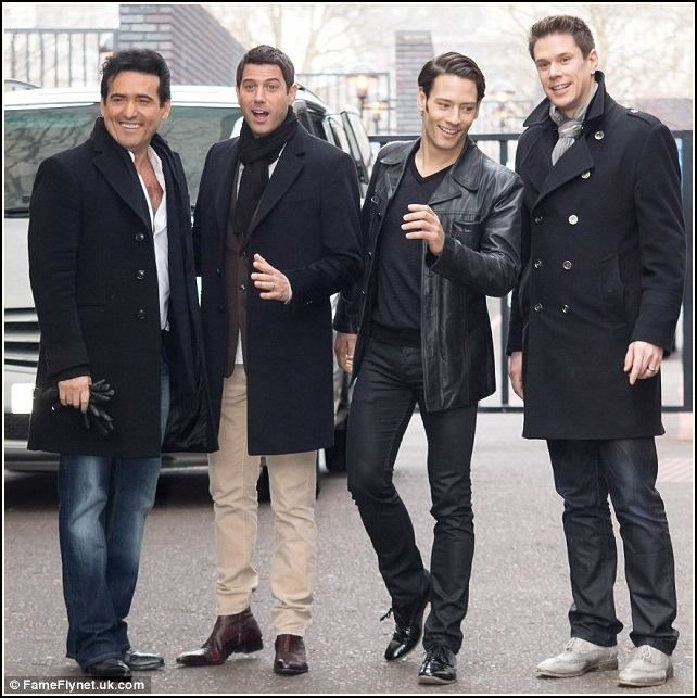 17 best images about il divo on pinterest pictures of mike d 39 antoni and concerts - Il divo website ...