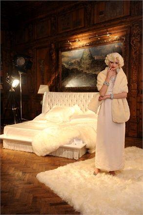 Natuzzi Italia Bed Collection
