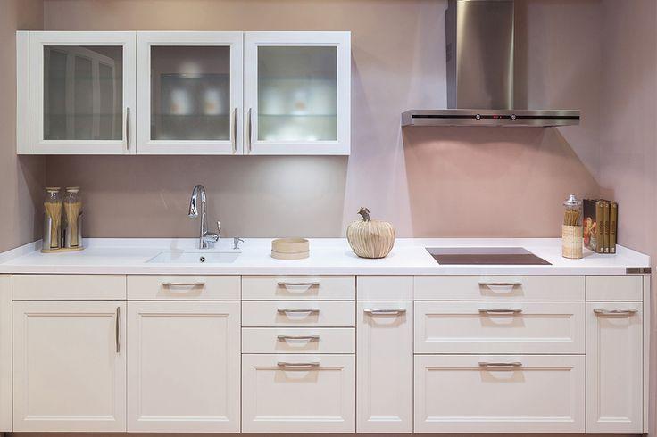 M s de 25 ideas incre bles sobre cocinas blancas r sticas - Cocinas rusticas blancas ...