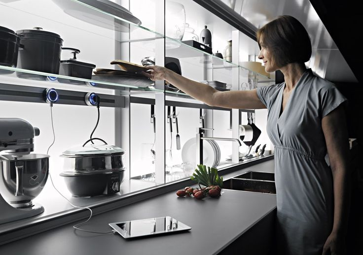 Kitchen Cabinets   New Logica System From Valcucine | Kitchens | Pinterest  | Kitchens, Interiors And Modern Kitchen Inspiration