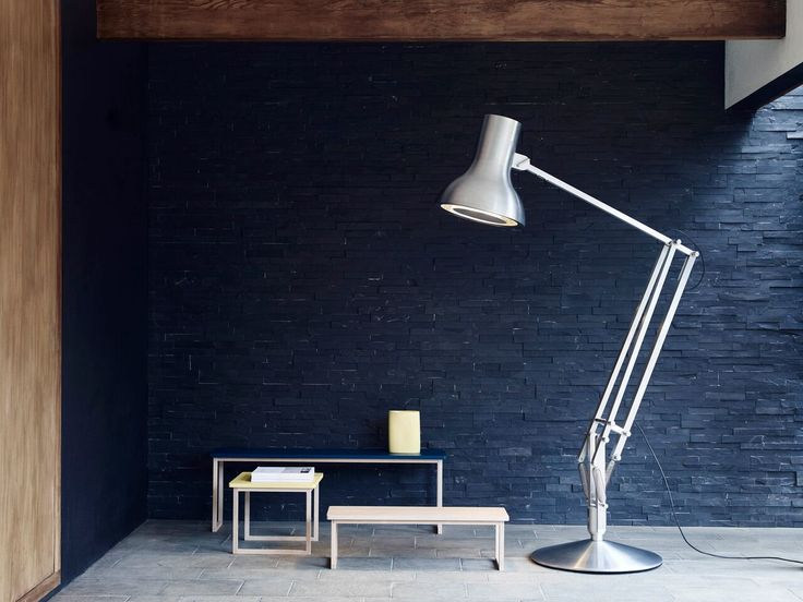 Anglepoise debuts the giant collection of triple scale desk lamps during new york design week 2016 at icff