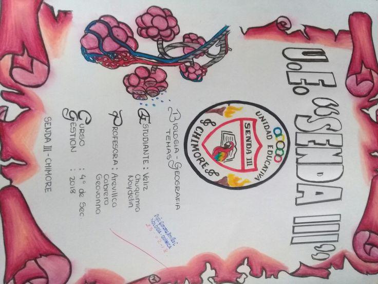 Caratula de biologia