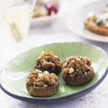 Pairing Pinot Noir with Food: Bacon Stuffed Mushrooms