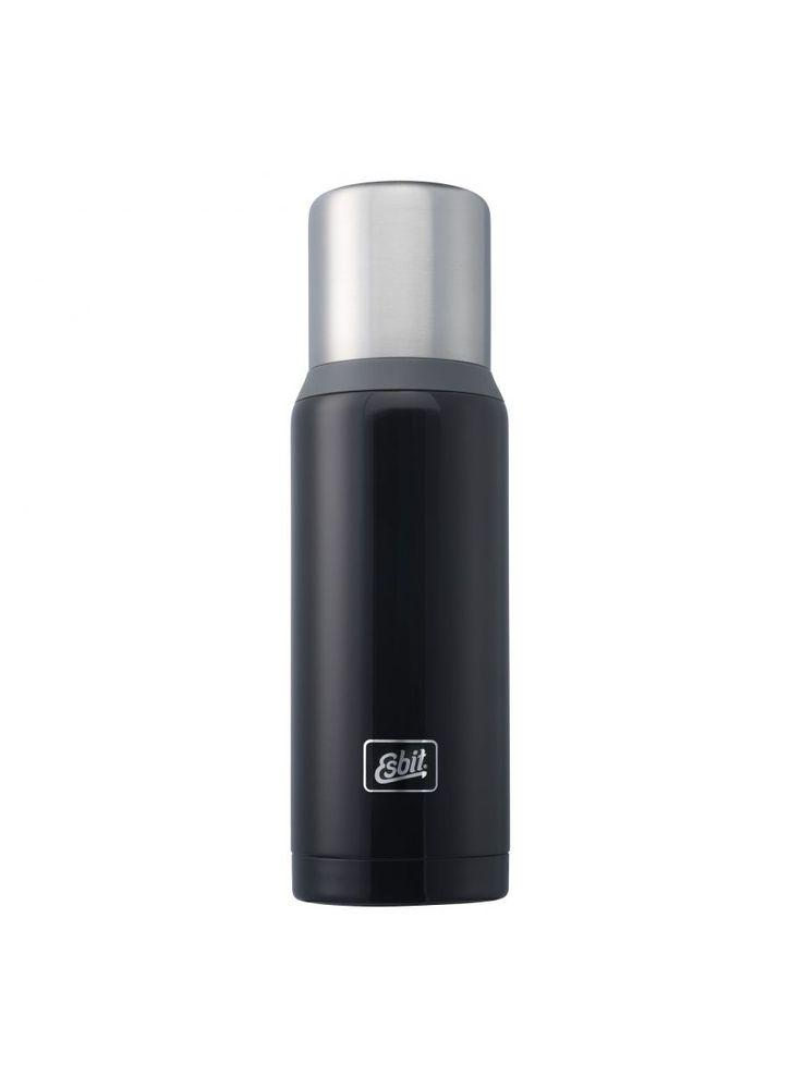 Termos Esbit Vacuum Flask Plus - night blue/grey