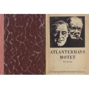 Atlanterhavs Motet/Atlantic Meeting: Churchill's Voyage in HMS, Prince of Wales, in Aug 1941, and the Conference with Pres Roosevelt which Resulted in the Atlantic Charter - Signed (Norwegian Text) (Hardcover)  http://www.redkabbalahstrings.com/april.php?p=B000R6ZNUY  B000R6ZNUY