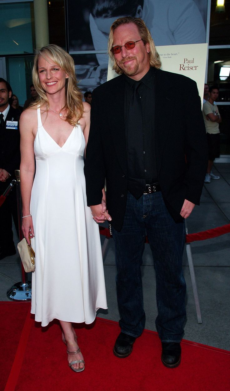 Helen Hunt and Matthew Carnahan