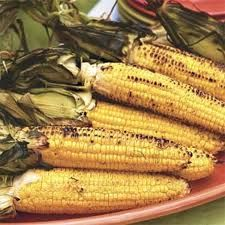Grilled Corn (from Sawtooth Pellet Grills) #recipes #grilling