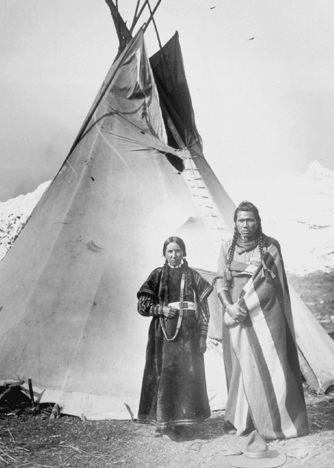 Nez Perce--The Nez Perce are original people of Oregon, Washington State and Idaho. Most Nez Perce live in Idaho today.