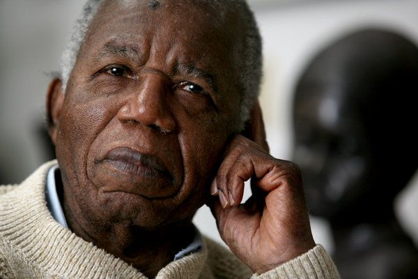 Chinua Achebe, Nigerian Writer, Dies at 82 - NYTimes.com. One of Africa's towering men of letters.  His 1958 novel Things Fall Apart is now a classic of world literature.