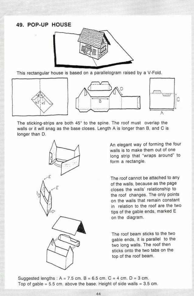 Pop up! a guide of paper mechanisms – duncan birmingham (tarquin boo…
