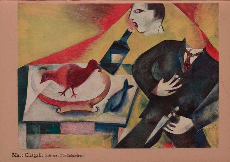 Marc Chagall war ein russischer Maler, der in Frankreich eine zweite Heimat fand. Geboren und aufgewachsen in der weißrussischen Stadt Witebsk, entwickelt sich Marc Chagall zu einem der bedeutendsten Künstler des 21. Jahrhunderts.