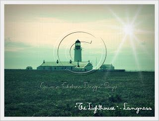 "Langness Lighthouse (owned by Jeremy Clarkson - for real! I've peeped inside his garage :P) (C) Emma ""Chelsea Dagger"" Boyce"
