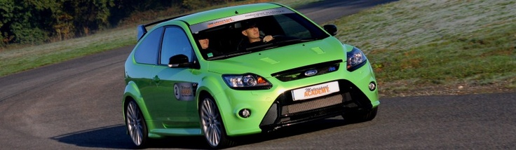 Stage de pilotage en Ford Focus RS  http://www.motorsport-academy.fr/stage-pilotage-automobile/ford-focus-rs