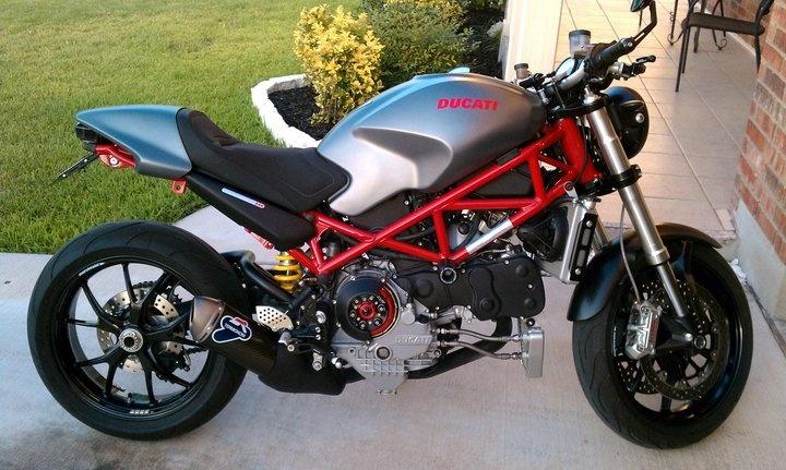 Ducati Monster S4RT