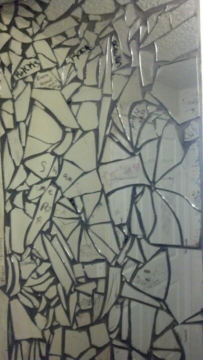 17 beste idee n over gebroken spiegel vloer op pinterest