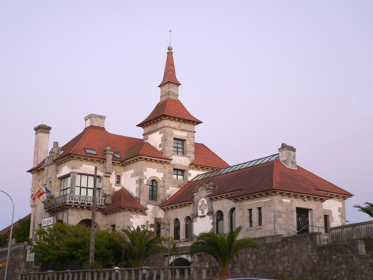 Casas Indianas (A Guarda)