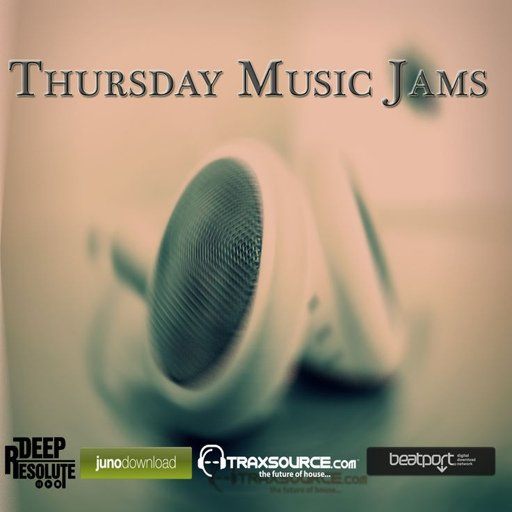 Hi Guys Its Thursday Music Jams ;-) Get Our Releases On Traxsource: http://www.traxsource.com/label/13404/deep-resolute-pty-ltd Beatport: http://www.beatport.com/label/deep-resolute-pty-ltd/29023 Juno Download:  Also Check Out Our SoundCloud Page: https://soundcloud.com/deep-resolute  Our Blog: http://deepresoluterecordlabel.blogspot.com/