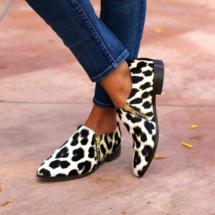 Best of 2014 shoes: leopard loafers