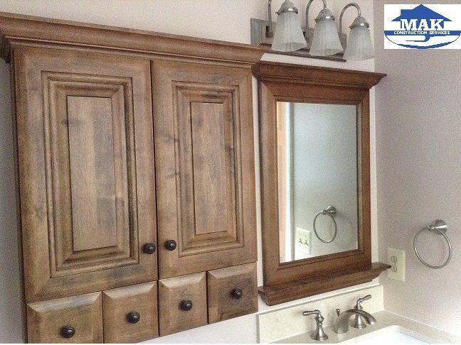 Shop Allen Roth 3 Light Vallymede Brushed Nickel: 27 Best Bathroom Redo Images On Pinterest