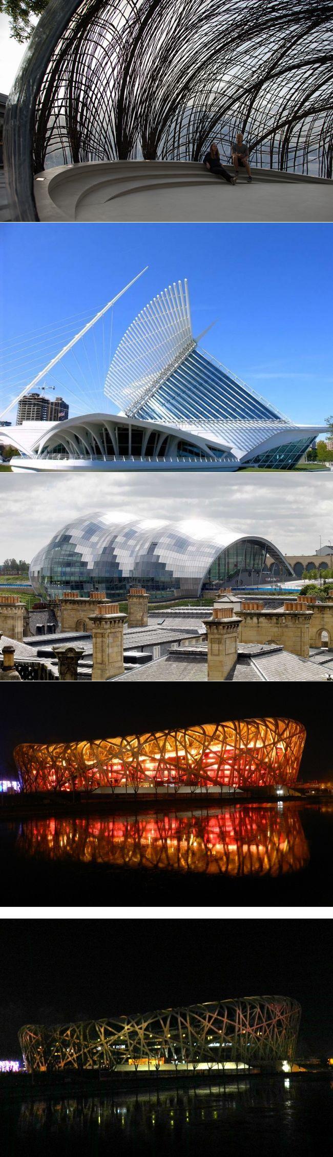 M s de 25 ideas incre bles sobre arquitectura param trica for Arquitectura parametrica