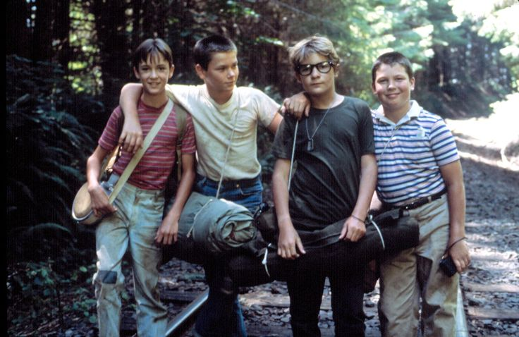 "Stand by Me - It has the best last line: ""I never had any friends later on like the ones I had when I was 12. Jesus, does anyone?"" —Nicole Phelps, Director, Vogue Runway"