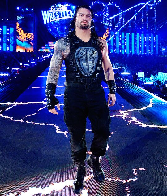Roman Reigns [ Wrestlemania 33 ]