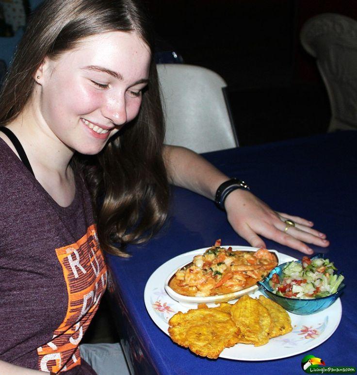 Have you been to Resturante El Pulpo in Puerto Armuelles Panama?   Its pretty good.