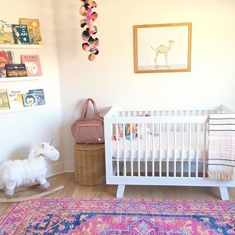 It May Be Monday, But We Have All The Sunday Vibes In This Super  ·  Bohemian NurseryNursery InspirationNursery IdeasBabies ...