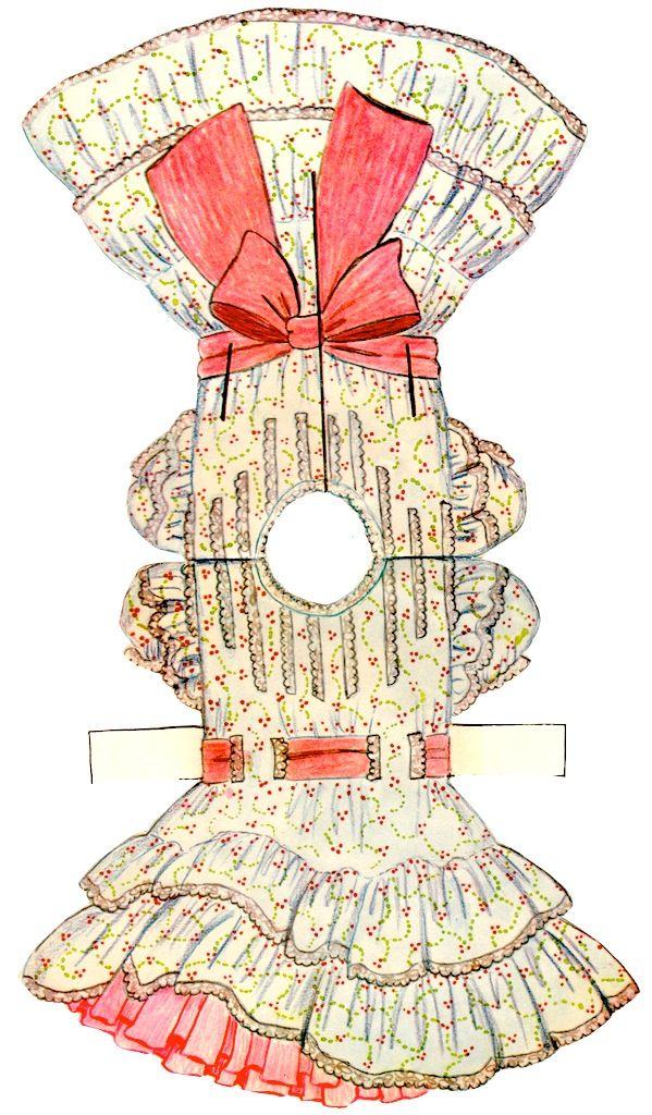 print on fabric, auf Stoff drucken! Gina by DeJournette, c. 1950