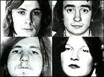 The Guildford Four were jailed for the 1974 bombing - wrongly accused in a time when just being Irish meant that you were the main suspect.