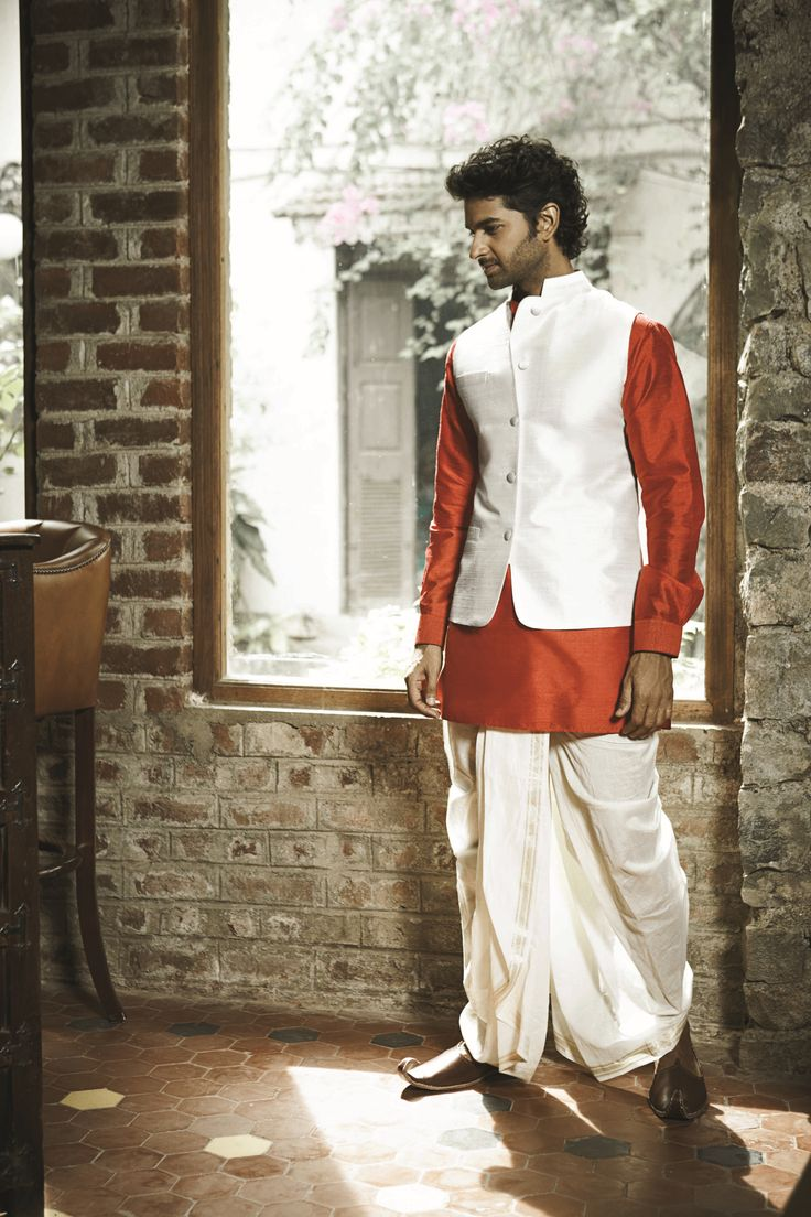 The Indian Man by Anita Dongre on Indianroots.com