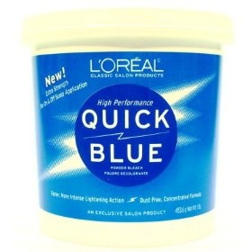 L`Oreal Quick Blue Powder Bleach 1 Lb $15.96