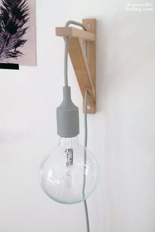 - DIY Muuto Wall Lamp