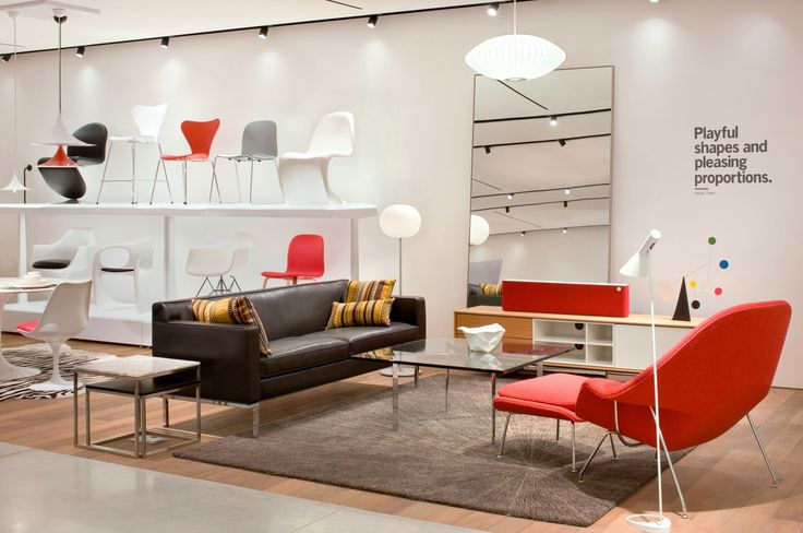 Chair Displayer By #BNIndustries For #DesignWithinReach