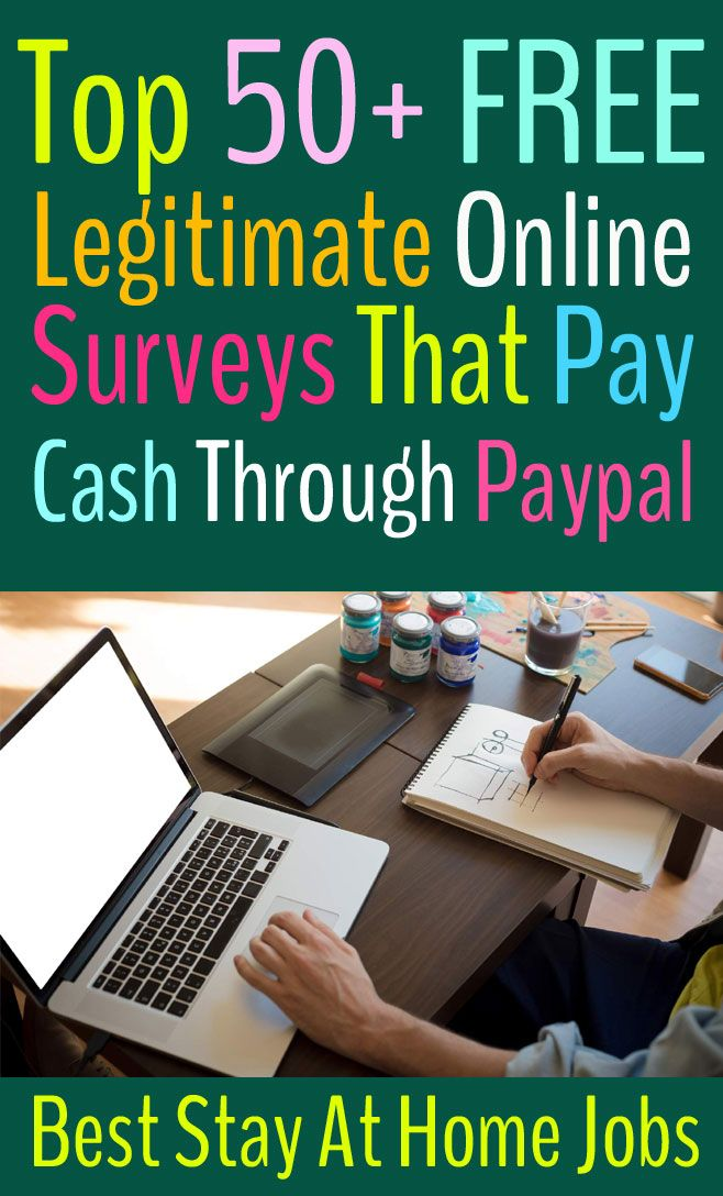 good paying surveys top 50 legitimate online surveys that pay cash through 5400