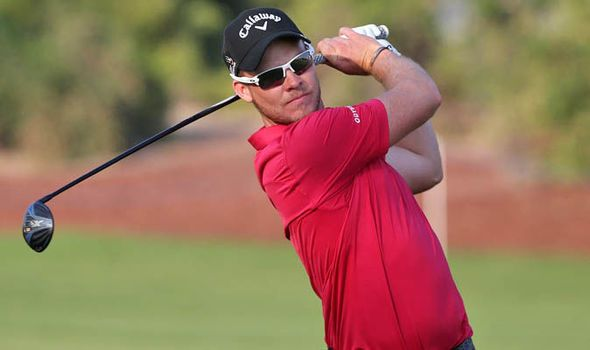 Danny Willett determined to end 'turbulent' year on a high with the Race to Dubai title