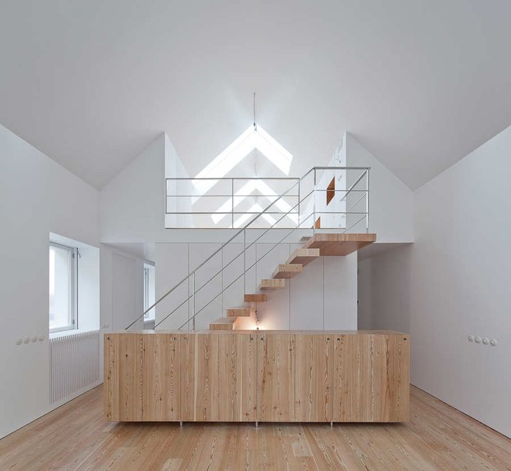 ::STAIRS:: Fonte Da Luz Residence by Barbosa & Guimaraes, lovely handrail detail - Adore #stairs