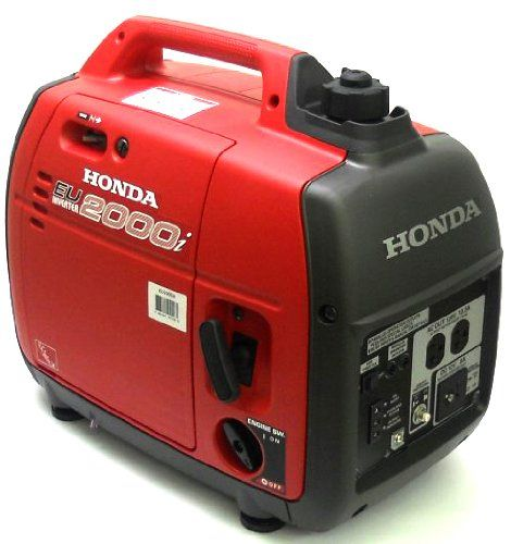 Www  Ultra Quiet 2000 watt inverter generator Lightweight, Eco-Throttle for exceptional fuel efficiency, Oil Alert TM, parallel operation and 12V DC charging with optional cables (available 2 wheel handicart)