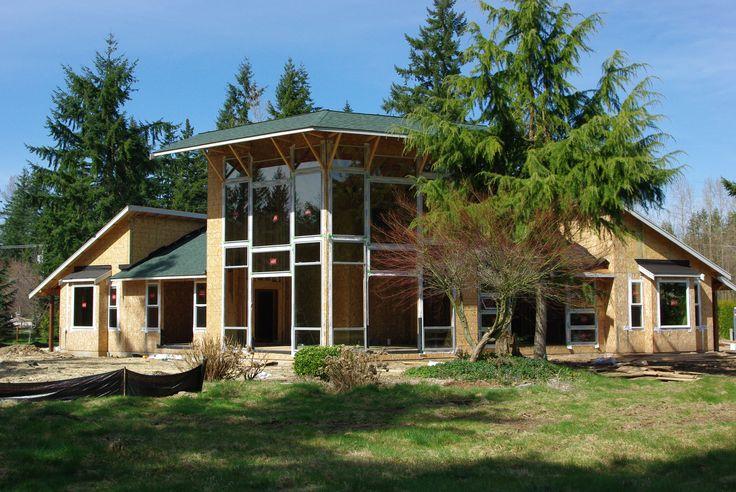 17 best images about passive solar info on pinterest for Passive solar modular homes