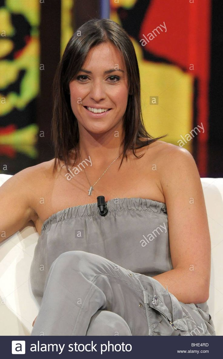 Flavia Pennetta, Chiambretti Night Stock Photo, Royalty Free Image: 27970641 - Alamy