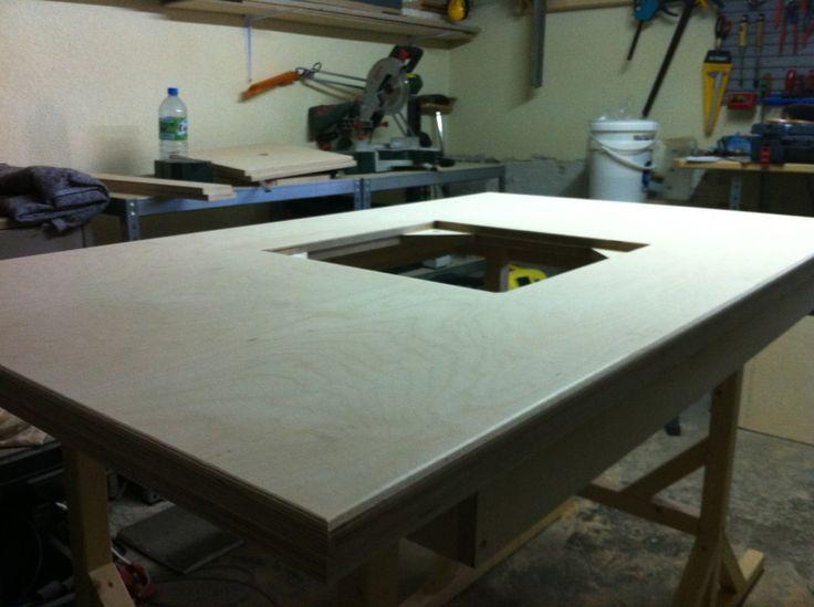 136 best projekte mft images on pinterest tools woodworking and carpentry. Black Bedroom Furniture Sets. Home Design Ideas