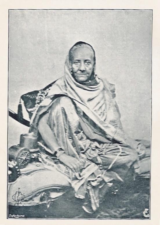 Begum Zeenat Mahal - Wife to Bahadur Shah Zafar.