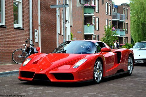 European Cars… Enzo Ferrari!