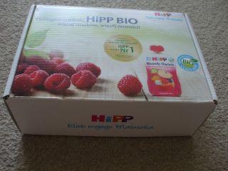 mama-testerka: Kolejna przesyłka od HiPP...