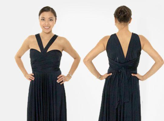Convertible dress styles