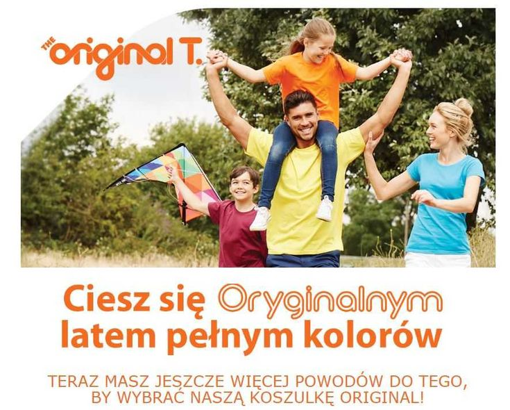 Koszulki Original Fruit of the Loom