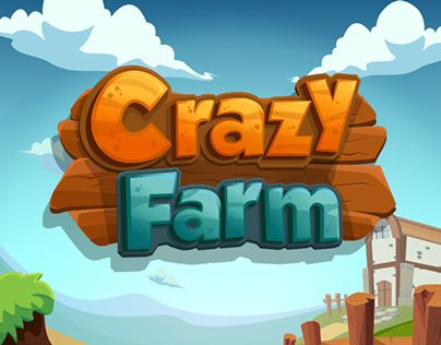 Assets for Crazy-Farm, a mobile game for IOS and Android.
